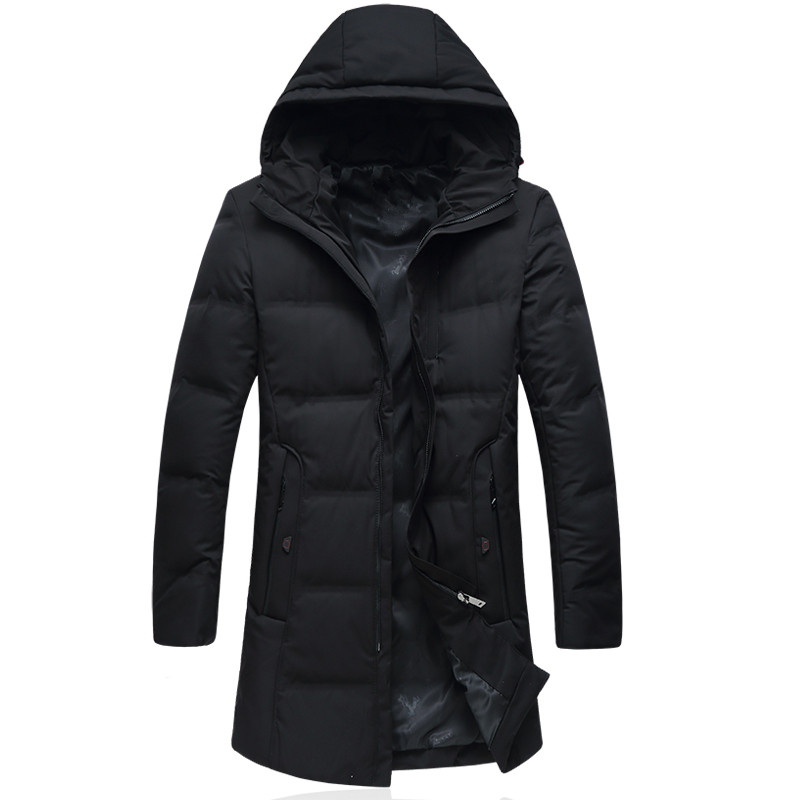 2018 new arrival winter Men's   down   jacket mens high quality 90% white duck   down   hooded jackets men,men's winter   Down     Coats  ,