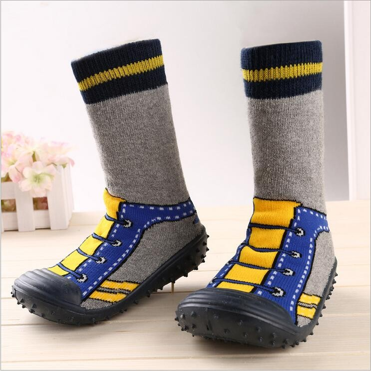 Newborn-Baby-Boy-Girl-Socks-Anti-Slip-Soft-Rubber-Soled-Outdoor-Shoes-Crib-Infant-Children-Animal-Cartoon-Shoes-Slippers-Boots-3