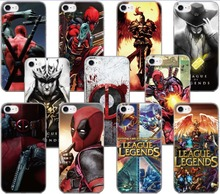 coque super heros ipod touch 5
