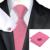 Lazo De Seda clásico 20 Estilo Hombres de Rayas Corbata Hanky gemelos Set Para Hombres Trajes y Corbatas Para Hombre Camisa Conjunto