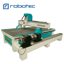Large size wood working carving machine 1325 3d cnc router with 4 axis 1325BR 4 axis cnc router