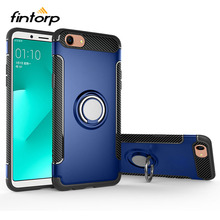 Case For OPPO F5 A5 A59 A79 F5 A83 F9 A7X Cases Finger Ring Car Magnet Kicksatnd Hard Case Back Covers for OPPO Reno 10X Zoom цена и фото