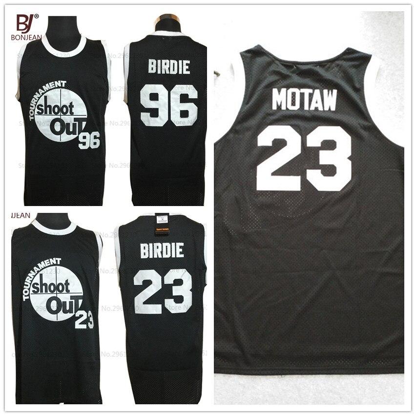 2017 BONJEAN Tournament Shootout Jersey 23 94 Birdie 23 Motaw Birdmen Basketball Jerseys Stitched font b