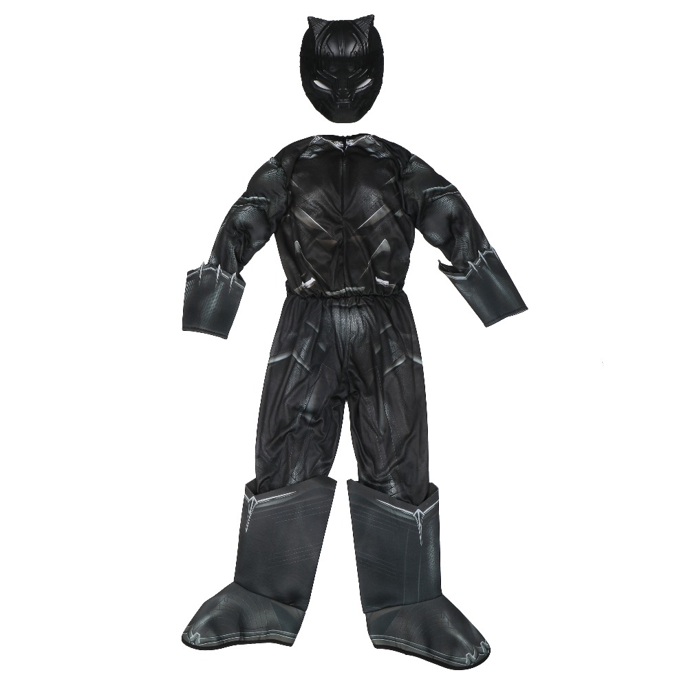 Boys Civil War Black Panther Deluxe - Kostymer - Bilde 3