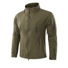 New Men Thin Softshell Jackets Spring Summer Mens Fashion Ou