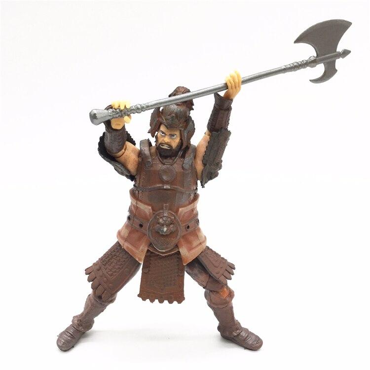 1//6 Scale Action Figure Weapon Ancient Asian Flower Monk Lu Zhishen Sword Model