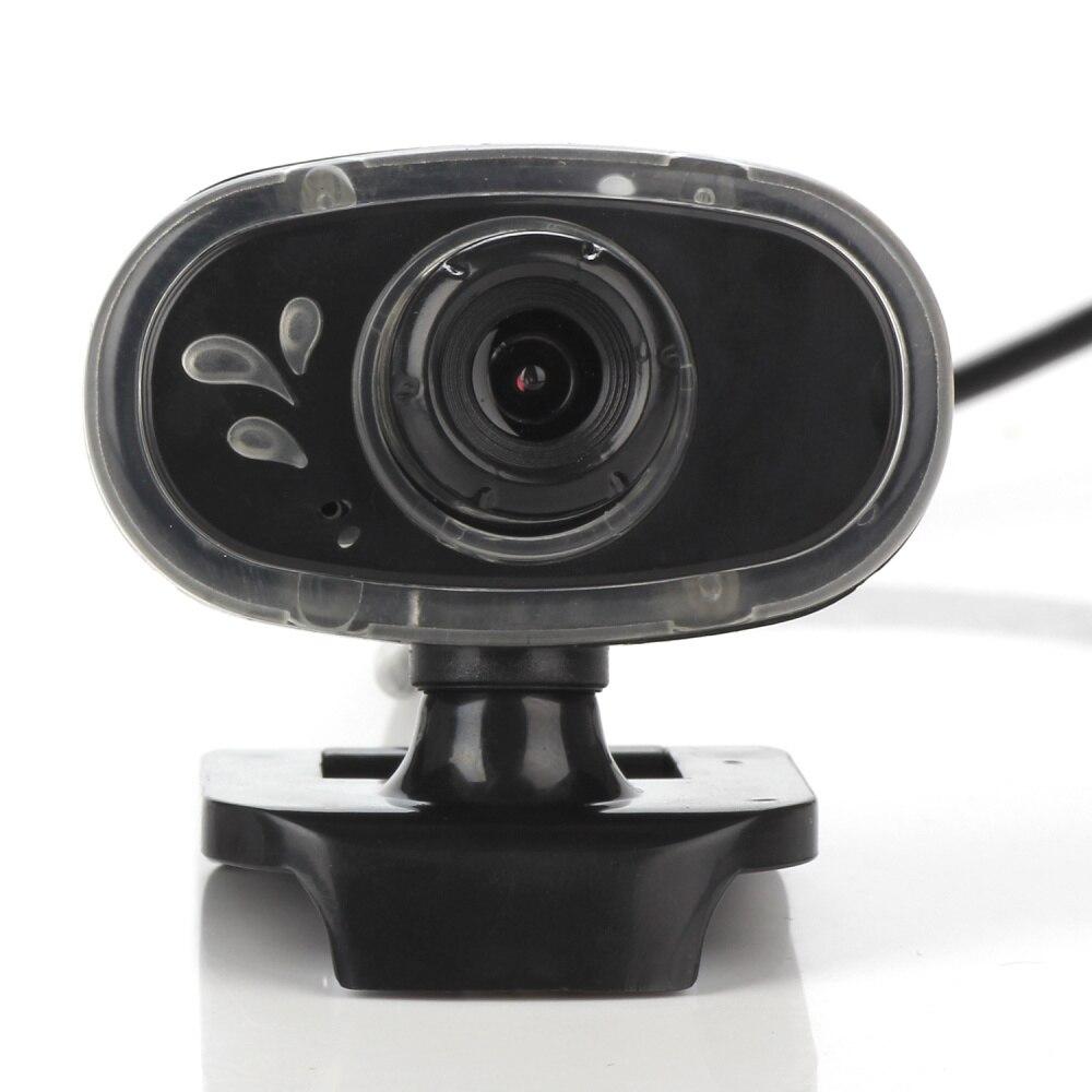 Image 4 - Hxsj Мода HD камера 12 м Пиксели 360 градусов вращения компьютер веб Камера A881 Встроенный микрофон для портативных ПК видеокамера-in Вебкамеры from Компьютер и офис