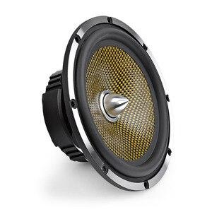 Image 3 - مكبر صوت للسيارة 6.5 بوصة عالي القوة 4 8 أوم 60 وات 25 أساسي من الألومنيوم حوض موسيقي مكبر صوت