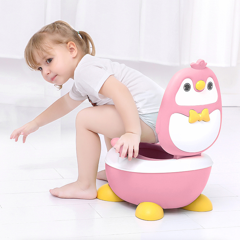 Children Toilet Boy Girl Baby Child Pull The Potty Small Urinal Baby Infant 1-7 Years Old For Free Potty Brush+cleaning Bag
