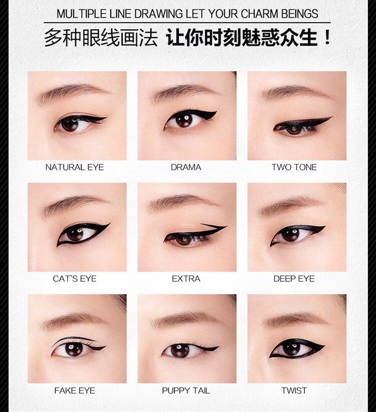 Aliexpress Buy Images Eye Makeup Eyeliner Black Cat Style Cat