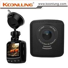 A76GW 1080 P Super HD Мини-Автомобиль DVR Single Lens 140 Градусов широкий Угол Рекордер с GPS и WI-FI Двойная Функция Популярный Автомобиль камера