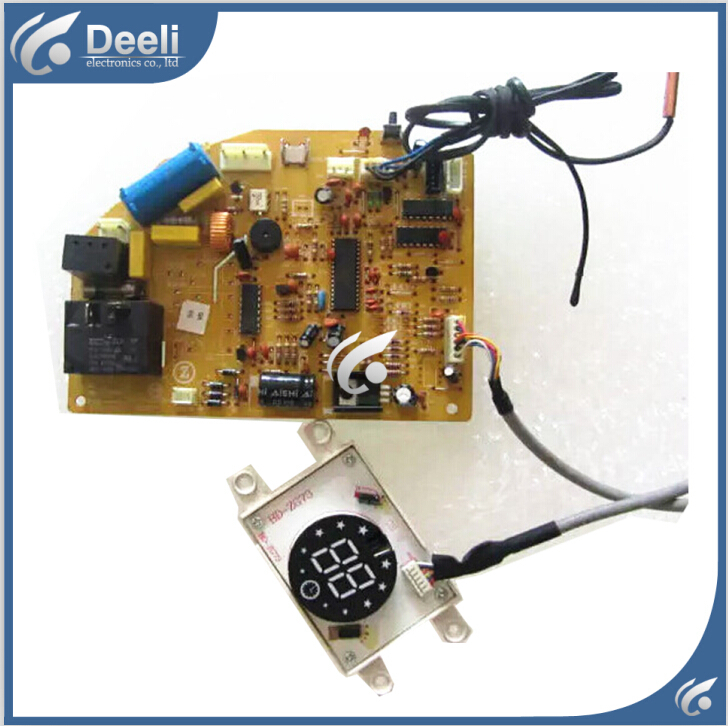 ФОТО 95% new good working for air conditioner motherboard PC board control board ZGAE-75-2D2 GM459CZ003-B on sale