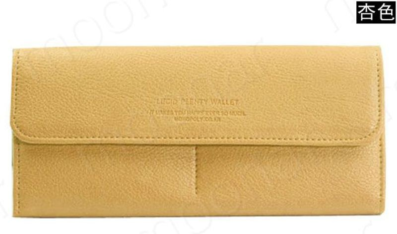 B489 women leather wallet purse (12)