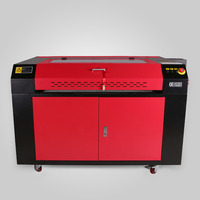 100W CO2 LASER ENGRAVERING MACHINE 900X600MM USB CE AND FDA CERTIFICATE