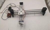 No reunido. Máquina de dibujo de Metal DrawBot kit completo 4xidraw máquina de Plotter de pluma X Y juego de plotter de escritura de robot