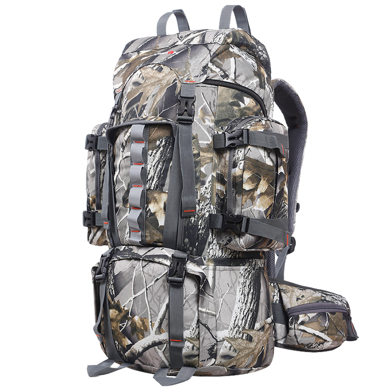high quality new camouflage 60L mountaineering bags travel backpack cool Large capacity Waterproof backpack men outdoors baghigh quality new camouflage 60L mountaineering bags travel backpack cool Large capacity Waterproof backpack men outdoors bag