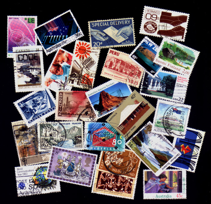 500 Pieces Good Condition Used With Post Mark No Repeat Postage Stamps For Collecting , From many Countries msp301n used in good condition