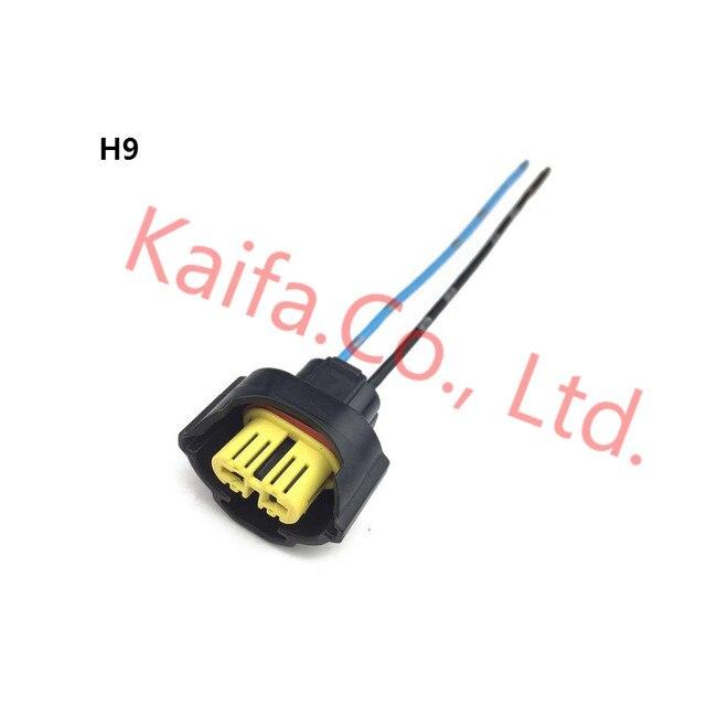 1pcs lamp holder h9 lamp base auto lamp base auto bulb socket wiring rh aliexpress com electric light socket wiring electrical light socket wiring