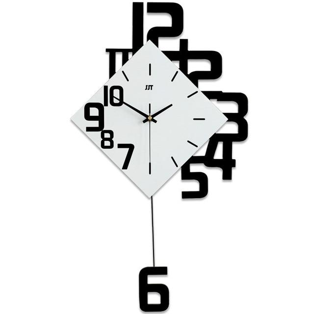 Swing Nordic Wall Clock Wall Clock Wall decor