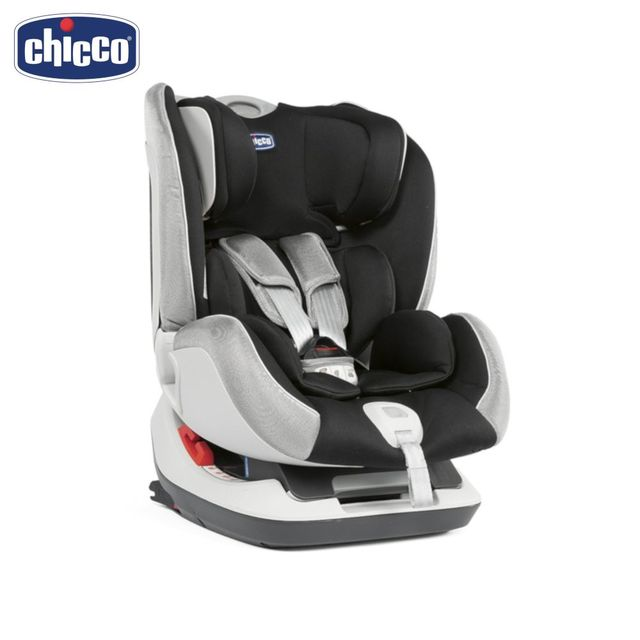 "Автокресло Chicco Seat - up 012 Polar Silver + подарок Игрушка Chicco ""Остров фантазий"" 9м+"
