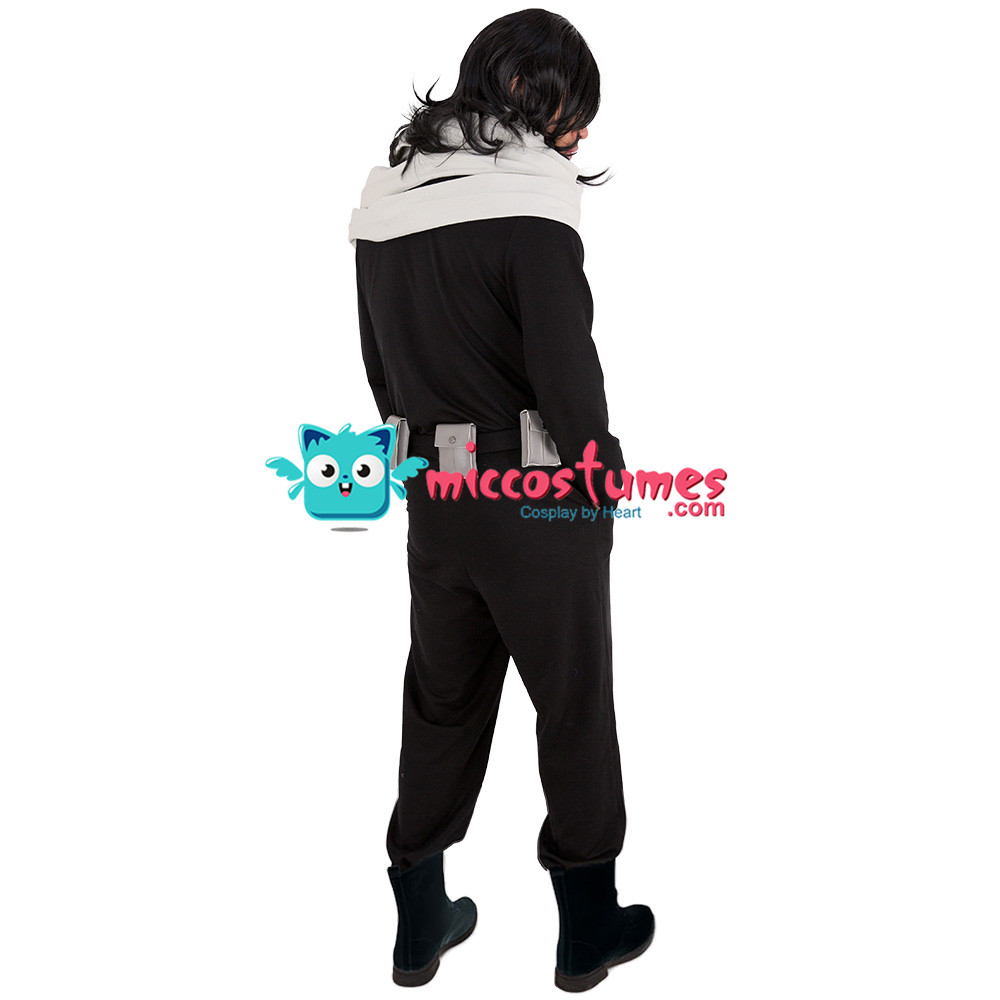 Image 3 - My Hero Academia Shota Aizawa Eraser Head Cosplay Costume with Scarf-in Anime Costumes from Novelty & Special Use