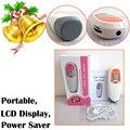 2pcs 4 colors 2.0 MHz Integrated Design Pocket Fetal Doppler LCD Ultrasound Prenatal Detector Fetal Baby Heart Rate Monitor