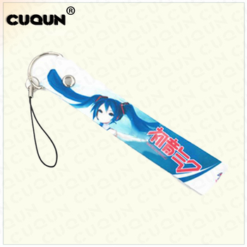 Para Hatsune Miku mano cuerda percha para Sony PSVita2000 mano Correa cadena para PSV2000/PSP/3DSLL