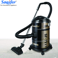 Large capacity vacuum cleaner dust collector water filtration wet and dry suction device aspirator Sonifer