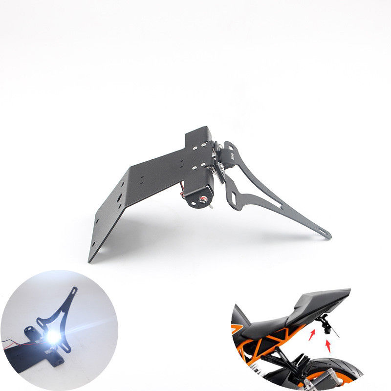 Motorcycle Led Fender Eliminators Tail Tidy For KTM RC 390 2015 2018 RC390
