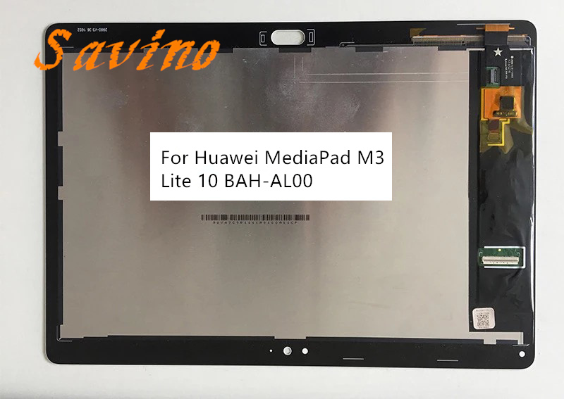 LCD Display 1920*1200 10.1 For Huawei MediaPad M3 Lite 10 BAH-AL00  LCD Display touch screen Digitizer Assembly Part new 11 6 full lcd display touch screen digitizer assembly upper part for sony vaio pro 11 svp112 series svp11216px svp11214cxs
