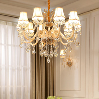 Chandelier Ceiling for Bedroom Crystal Chandeliers for the Hall Suspended Lamp Bedroom Lighting Fixtures Chandelier for Stairs