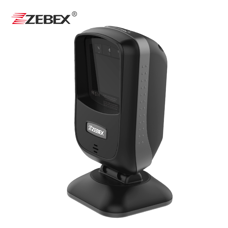 Zebex z-8062/Z-8072 1D/2D/QR лучший презентационный сканер 2D Всенаправленный сканер штрих-кода платформа 2D всенаправленный