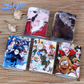 Hot Yuri On Ice Unisex Name ID Business Card Holder Wallets Plisetsky Yuri 28 Bank Credit Card Case Holders Card holder Purse