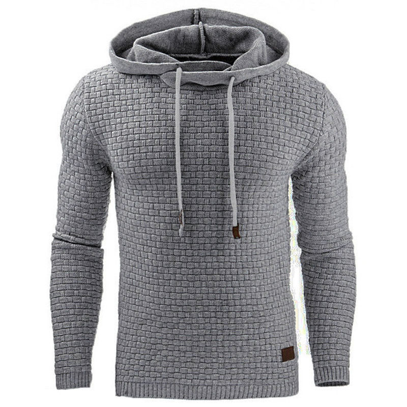 Mens Hoodies New Brand Male Autumn Winter Pullovers Men Hoddies Sweatshirts Casual Solid Fit Sweatshirt Hooded Coats Plus Size ...