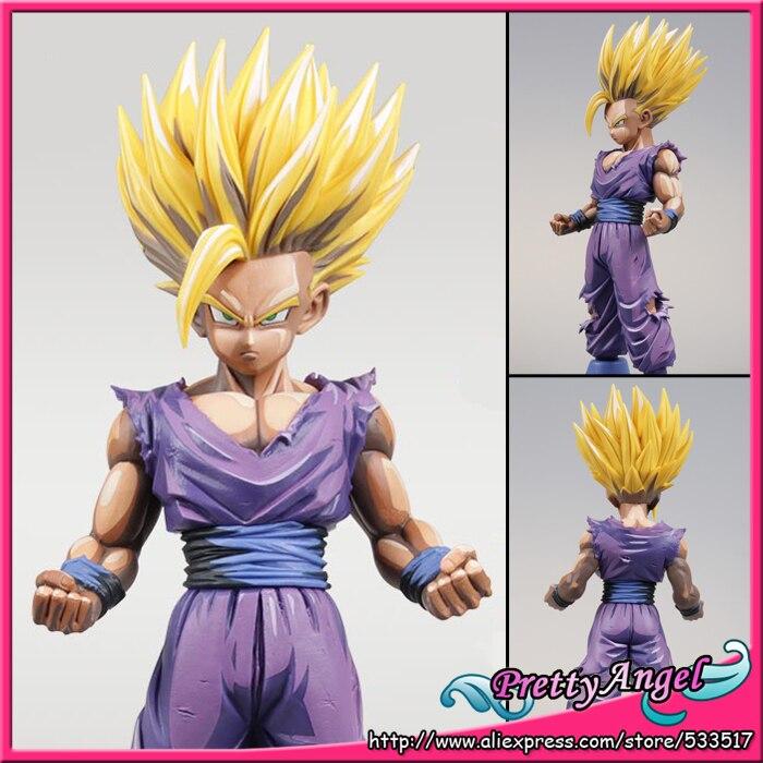 Original BANPRESTO Master Stars Piece MSP Overseas Limited Edition Dragon Ball Z Collection Figures - Super Saiyan Son Gohan
