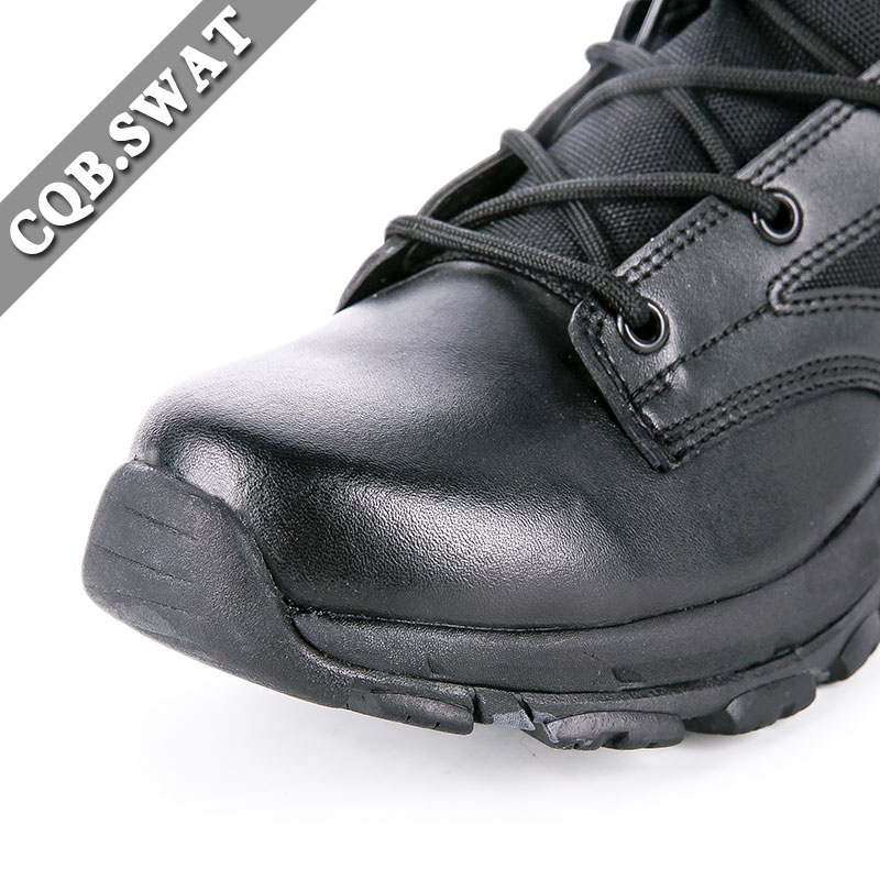 Leve 025l Preto Zd Swat Tático Wearable Boots Boot up Respirável Lace Mens Militar Moda Combate Peso Cqb Ankle Ag8pwfqTxf