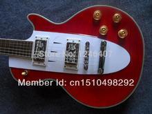 Herstellung alle arten der besten tigerstreifen Lp gitarre G kann individuell nach bedarf EMS freies verschiffen