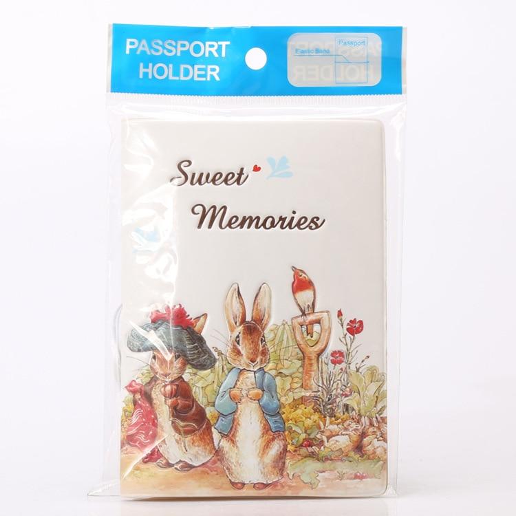 Hot Overseas travel accessories passport cover, luggage accessories passport card-Good memories