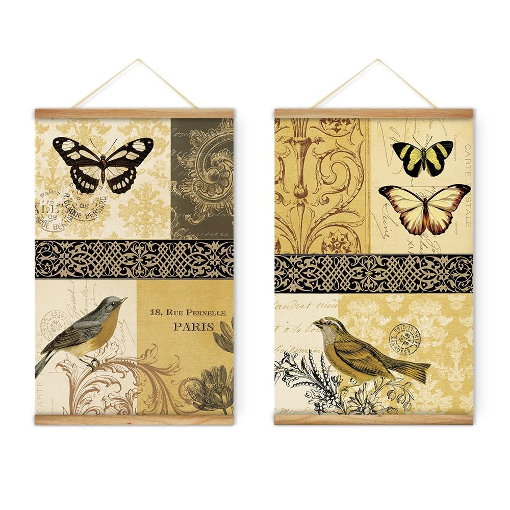 Fantastic Wooden Bird Wall Art Pattern - Art & Wall Decor ...