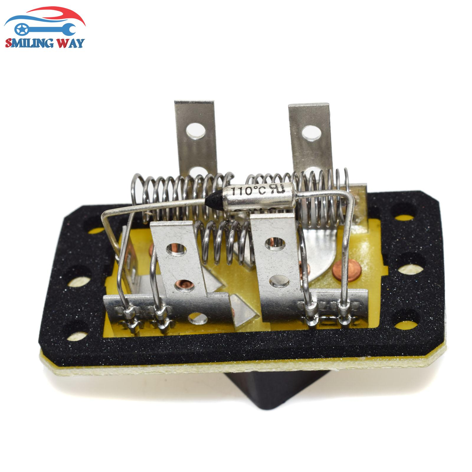 medium resolution of smiling way heater blower motor resistor for ford escape expedition f 150 mustang mazda tribute mariner villager lincoln