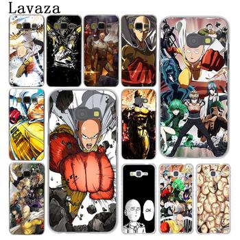 Lavaza One Punch Man Hard Phone Cases for Samsung Galaxy A6 A8 Plus 2018 Grand Prime Note 8 9 A3 A5 2015 2016 2017 Case