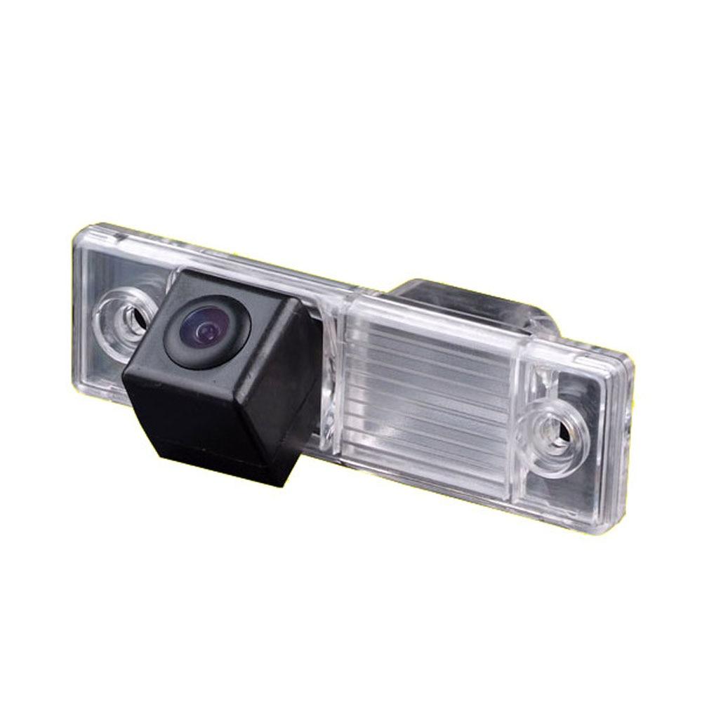 För Sony CCD Chevrolet Lova Aveo Lacetti Captiva Cruze Epica Car bakifrån visa säkerhetskopiering parkering omvänd CAM sensorkamera för GPS