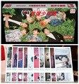 2017 Общество С Ограниченной Нью Прокладки Бумаги Фотоальбом Kpop Bts Bangtan Мальчики 60 Открытки + Небольшая Карта 60 Наклейки 1 тексты Плакат k-pop ломо