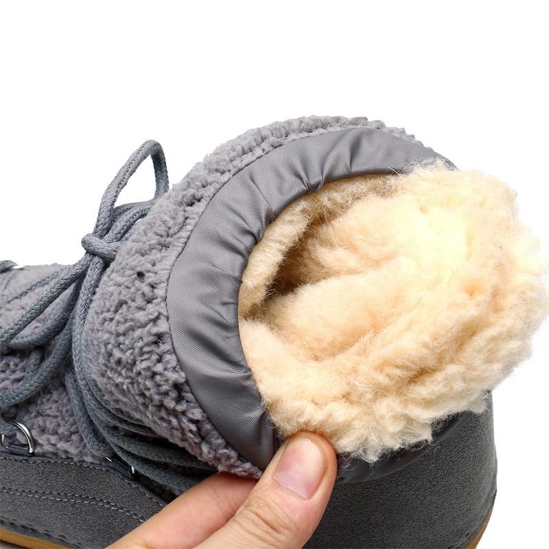 09ff69b6665 Γυναικείες μπότες του χώρου Χειμώνας Ρωσία Λούτρινο Εσωτερικό ...