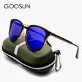 GOOSUN NEW Высокого качества Люксового бренда солнцезащитные очки женщин дизайнер Поляризованный Солнцезащитные очки Женщин покрытие sunglass с оригинальной коробке