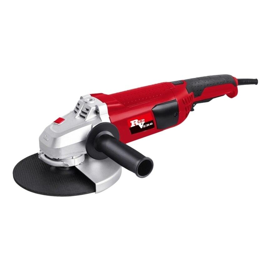 Angle grinder RedVerg RD-AG210-230S hq 12v cordless die grinder 6 speed cordless mini grinder 5000 32000rpm 2pcs 12v battery 3 0mm chuck