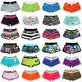 MULTI COLORS Womens Sexy Floral Bermudas Shorts Woman Quick Dry Shorts Board Shorts Beachshorts S M L XL BNWT FREE SHIPPING