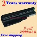 """Jigu nueva 9 cell batería del ordenador portátil para lenovo thinkpad r61 r61e r61e t61 w500 t500 r500 fru 42t4511 (15.4 """"widescreen) FRU 92P1127"""