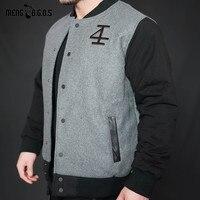 Winter Jacket Men 2017 Brand Cotton Blend Coats
