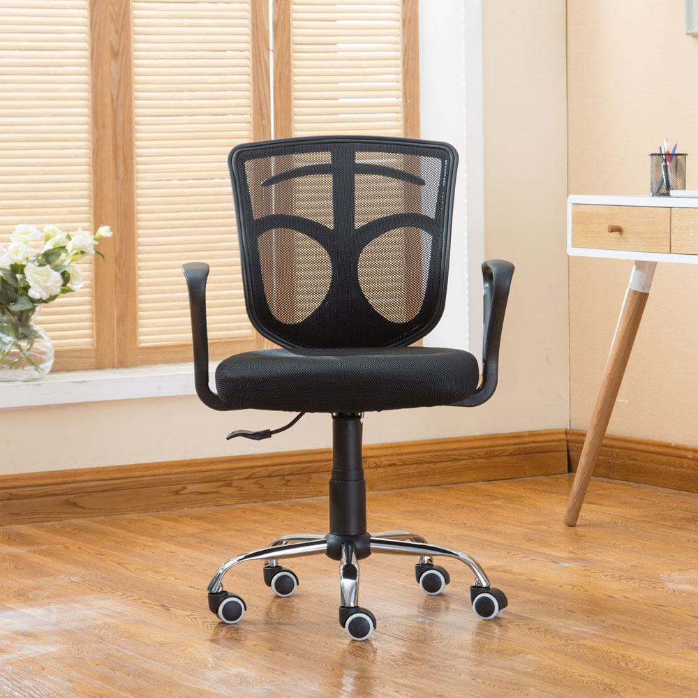 Lift Armchair Us 72 9 Mesh Chair Swivel Office Chair Gas Lift Armchair Rolling Legs Office Furniture Dropshipping In Office Chairs From Furniture On